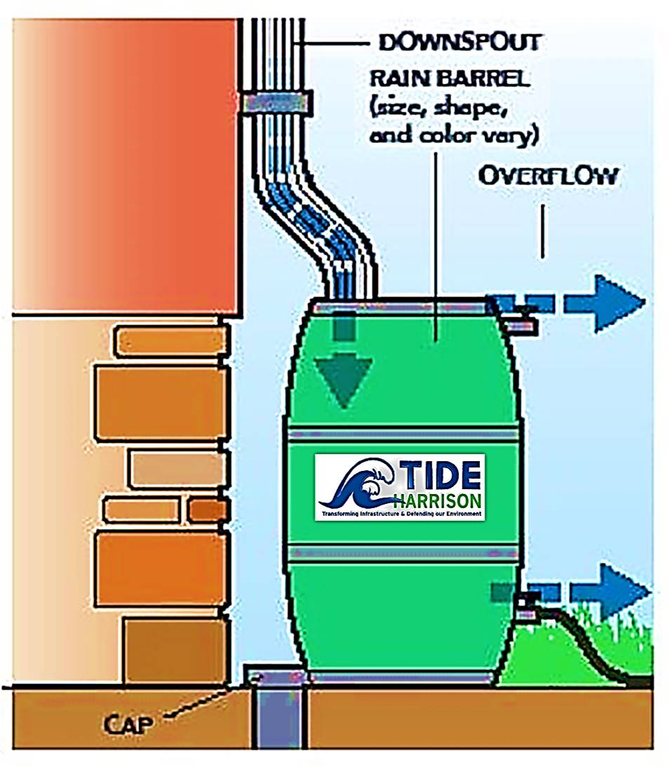 Rain Barrel Tide