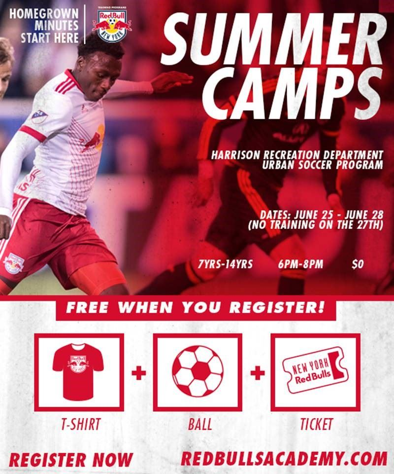 Summer Camps Harrison Recreation