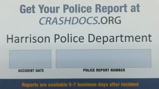 Accident Reports Opens in new window