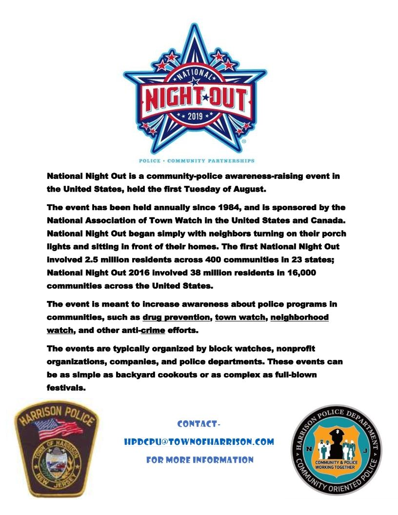 Night Out information flyer_001